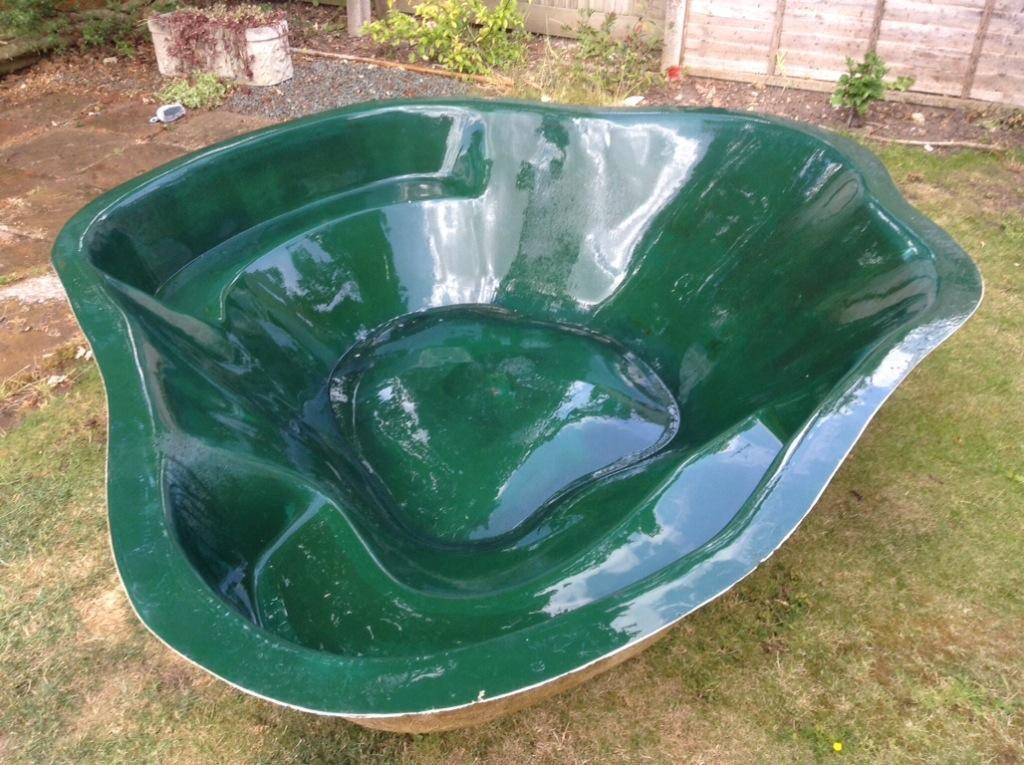 Garden Fish Pond Fibreglass Preformed In Ruislip London Gumtree
