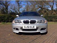 BMW 325 ci M Sport - Titanium Silver - Great condition 2001