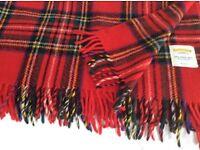 James Pringles all wool rug