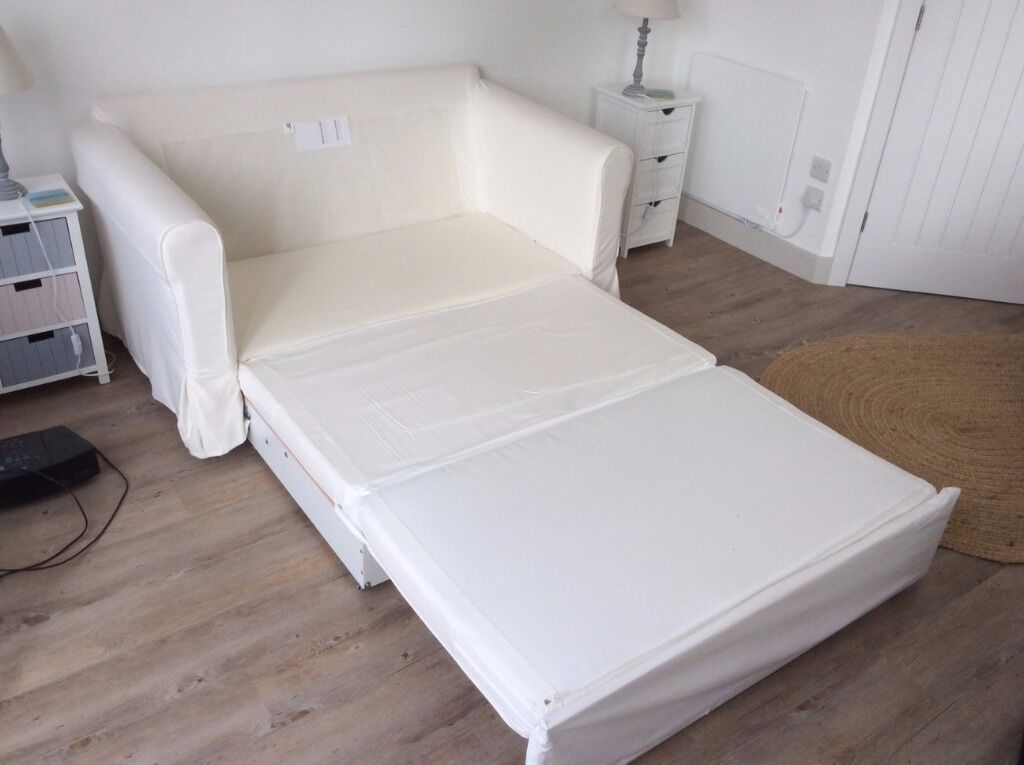 Ikea Hagalund Sofa Bed Hardly Used In Oxford
