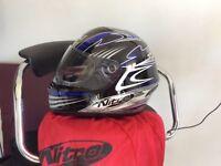 New Motorcycle Bike Helmet a For Sale.