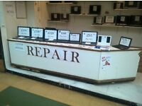 LAPTOP REPAIRING AND SELLING SHOP , REPAIR PC AND ANY ELECTRONIC DEVICE SUCH AS RADIO,PLAYERS,...