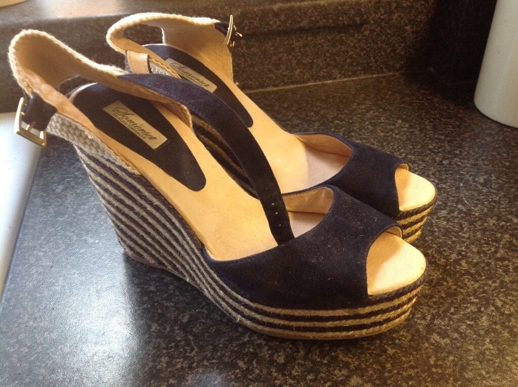 Somerset sandal by Alice Temperley size 40