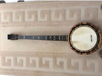 Antique Banjo late 20s marked 1070