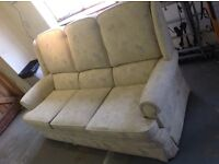 Great three-seater sofa for sale near Oxford