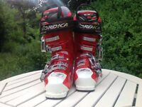 Ski boots (NORDICA), Speed Machine 240-245 - size 285 (size 39)