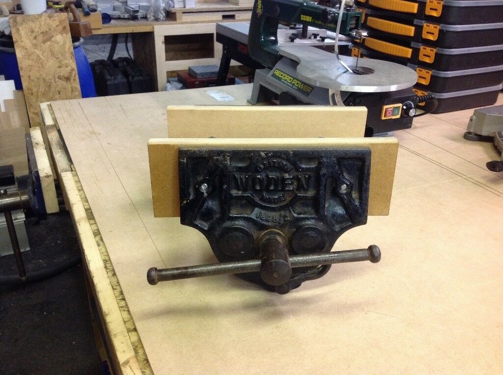 Woden Woodworking Bench Vice In Nairn Highland Gumtree