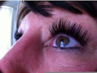 Professional individual semi-permanent EYE LASH Extensions £39!!!!