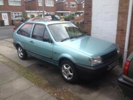 VW POLO COUPE....11 months MOT, LOW MILAGE