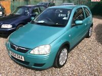 VAUXHALL CORSA DESIGN 1.2cc @ AYLSHAM ROAD AFFORDABLE CARS