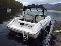 SEA RAY 215 EXPRESS CRUISER BOAT