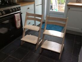 Stokke Trip Trapps (two for sale)