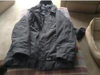 Male Bench winter coat