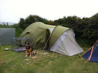 Coleman - 6 man tent