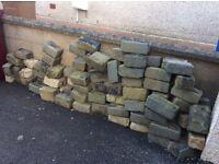 Stone Cobbles (various sizes 100+)