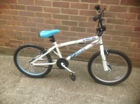 XRated BMX Cycle with Giro