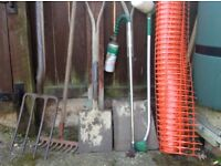 Garden tools variety