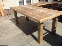 Rustic table or work bench