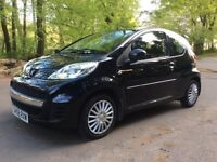 STUNNING 2009 Peugeot 107 Urban. Automatic. FSH. MOT April-2019. Only 43,000 miles. P/X Considered