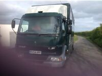 Immaculate daf horse lorry for sale