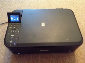 Canon MG4250 printer / scanner - Does not print