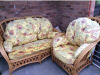 Conservatory sofa