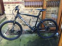 Carreras Vengeance 650b Mens Mountain Bike. Hardly used. Excellent condition.