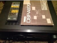 Yamaha DSP-A970 Amplifier Hi Fi amp Yamaha