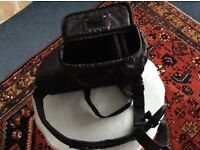 Jessops ' EOS' Black Camera Bag