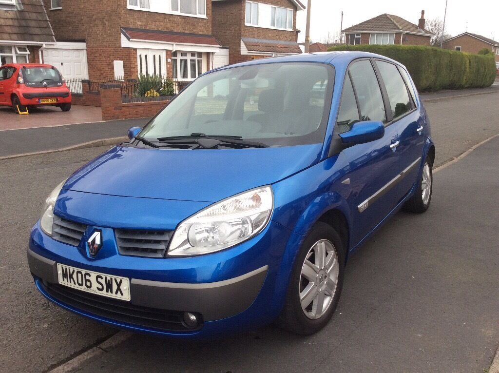 renault megane scenic for sale in sandwell west midlands gumtree. Black Bedroom Furniture Sets. Home Design Ideas