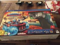 Skylanders Superchargers Starter Pack - PS4