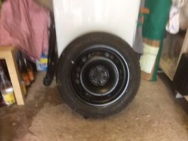 Polo Wheel and Tyre