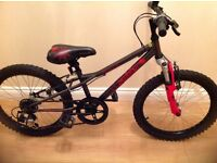 "Boys Spider-Man Bike 20"" 6yrs +"