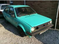 Polo coupe 86c spares or repair