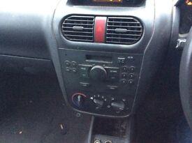 Van radio