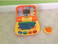 VTech Childs Toy Laptop Computer