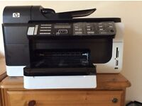 HP Officejet Pro 8500 All in One Printer + new ink catridges