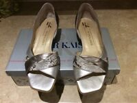 Pair of Peter Kaiser Sandals/shoes