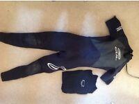 Wet Suit medium/large