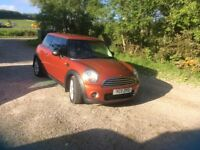 Mini One for Sale.