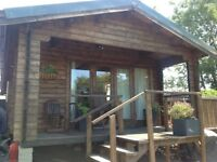 Moveable wooden lodge/static/log cabin to be placed on your own land