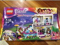**SOLD**BNIB Livi's Popstar House 41135 Lego Friends (New)