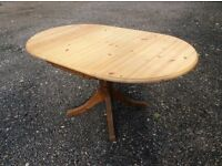 Ducal Pine Dining Table