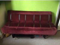 Comfy Sofa / van seat needs new home asap
