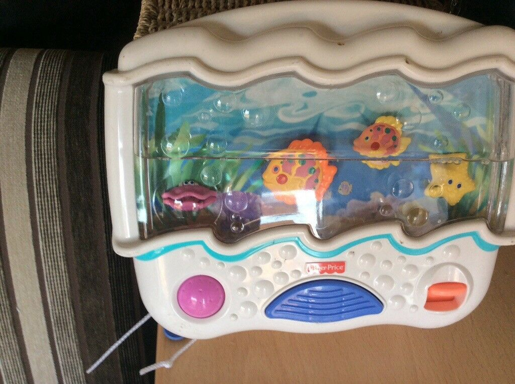 A Fisher Price toy