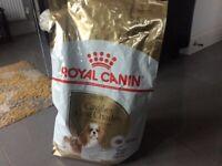 Royal Canine dog food King Charles Cavalier