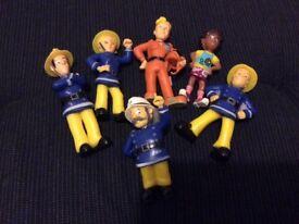 Fireman Sam bits
