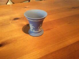 Wedgwood Jasperware Small Vase