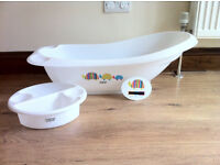 baby bath set mamas & papas and baht seat support! To collect W5