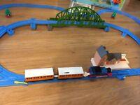 Steam Along Thomas Set For Sale.